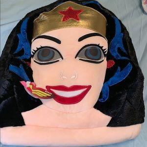 Other - Big Wonder Woman Greeter Head; brand new